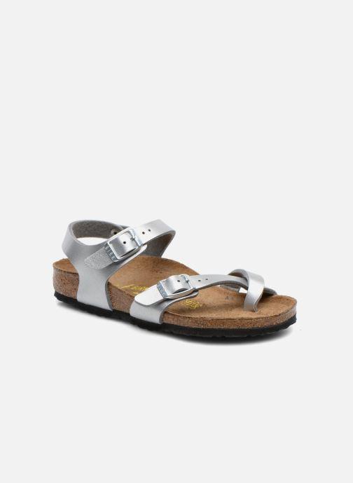 Sandali e scarpe aperte Birkenstock TAORMINA Argento vedi dettaglio paio 86c0d6077da