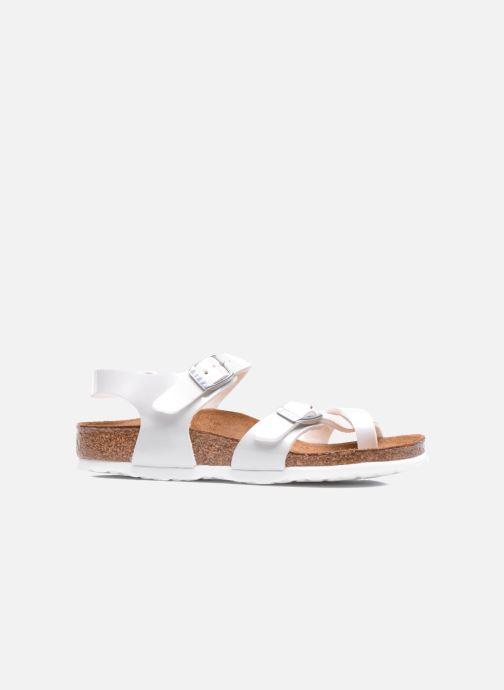 Sandali e scarpe aperte Birkenstock TAORMINA Bianco immagine posteriore