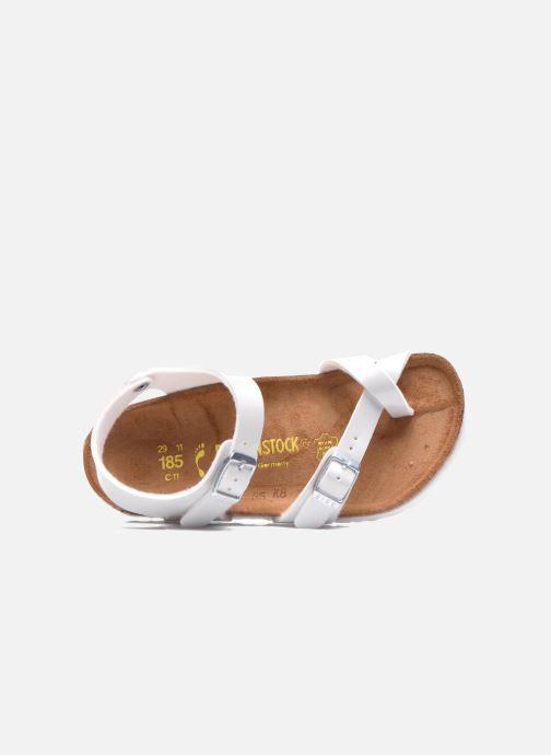 Sandali e scarpe aperte Birkenstock TAORMINA Bianco immagine sinistra