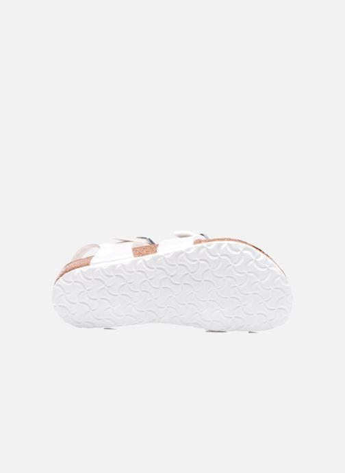 Sandalen Birkenstock TAORMINA Wit boven