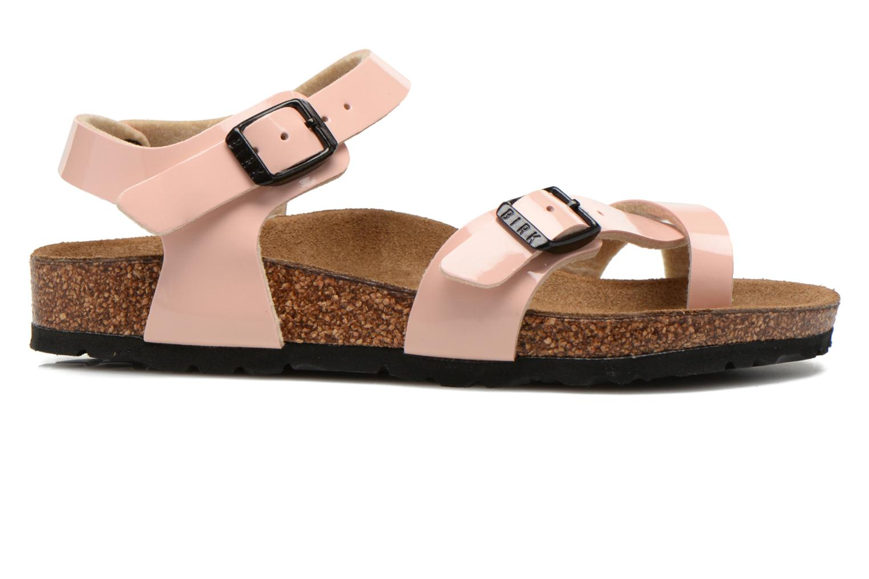 Sandales et nu-pieds Birkenstock TAORMINA Rose vue derrière