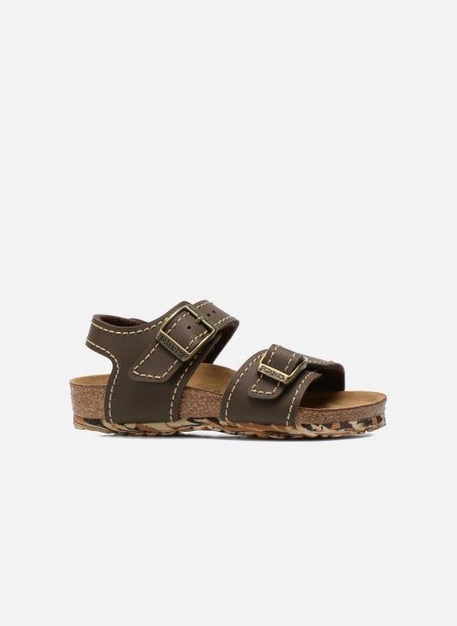 Sandali e scarpe aperte Birkenstock NEW YORK Marrone immagine posteriore