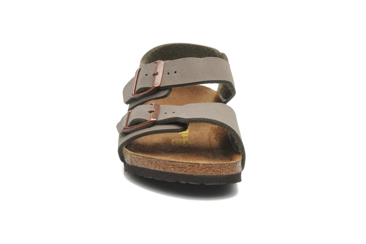 Sandalen Birkenstock NEW YORK Grijs model