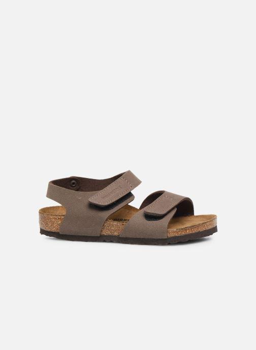 Sandalen Birkenstock PALU braun ansicht von hinten