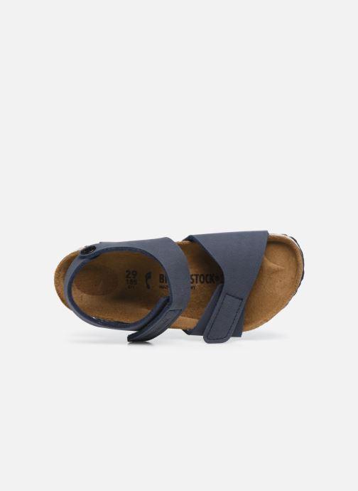 Sandales et nu-pieds Birkenstock PALU Bleu vue gauche