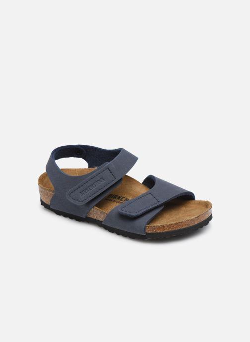 Sandales et nu-pieds Birkenstock PALU Bleu vue détail/paire