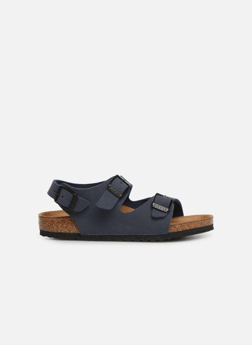 Sandali e scarpe aperte Birkenstock ROMA Azzurro immagine posteriore