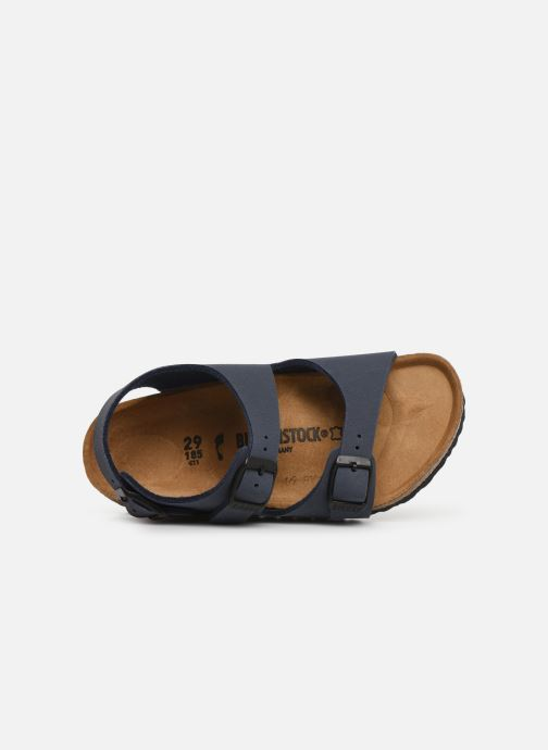 Sandals Birkenstock ROMA Blue view from the left
