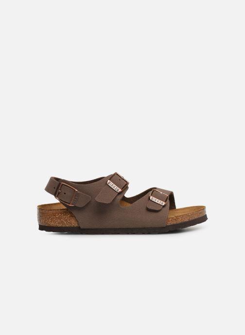 Sandalen Birkenstock ROMA braun ansicht von hinten