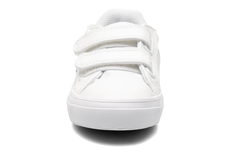 Sneaker Lacoste FAIRLEAD FSM SPI weiß schuhe getragen