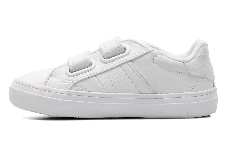 Sneaker Lacoste FAIRLEAD FSM SPI weiß ansicht von vorne