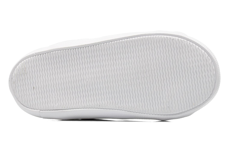Sneaker Lacoste FAIRLEAD FSM SPI weiß ansicht von oben