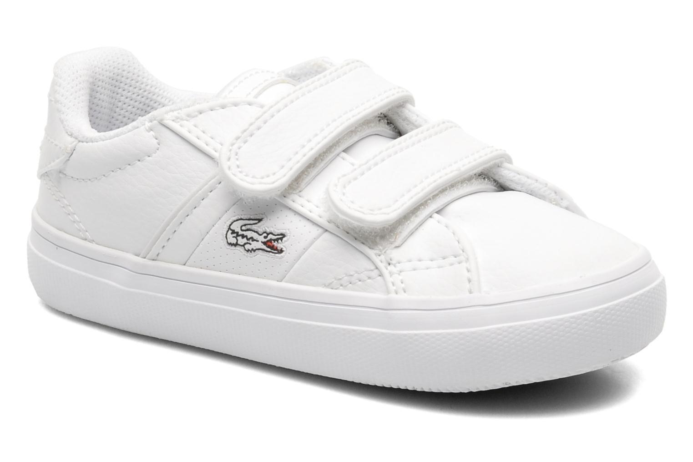 Sneaker Lacoste FAIRLEAD FSM SPI weiß detaillierte ansicht/modell