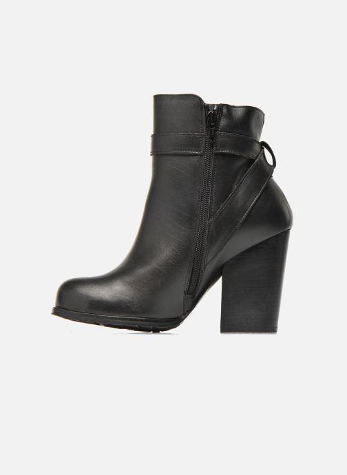 Bottines et boots Jonak Lampa Noir vue face
