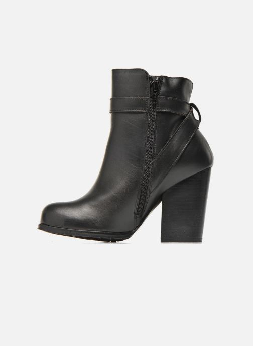 Boots en enkellaarsjes Jonak Lampa Zwart voorkant