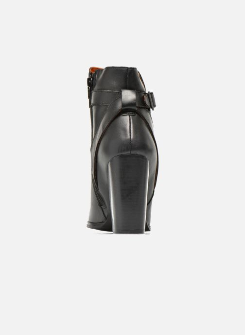 Ankle boots Jonak Lampa Black view from the right
