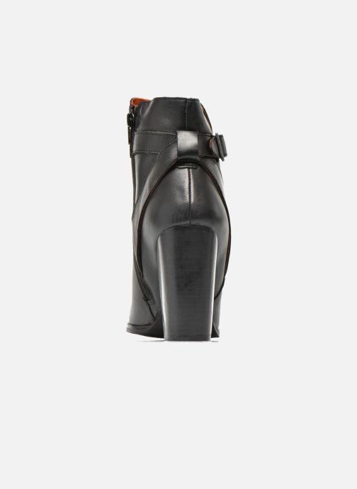 Boots en enkellaarsjes Jonak Lampa Zwart rechts