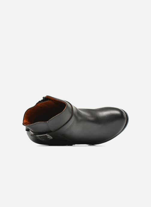 Ankle boots Jonak Lampa Black view from the left