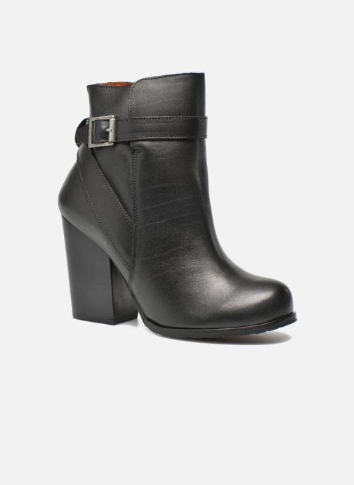 Boots en enkellaarsjes Jonak Lampa Zwart detail