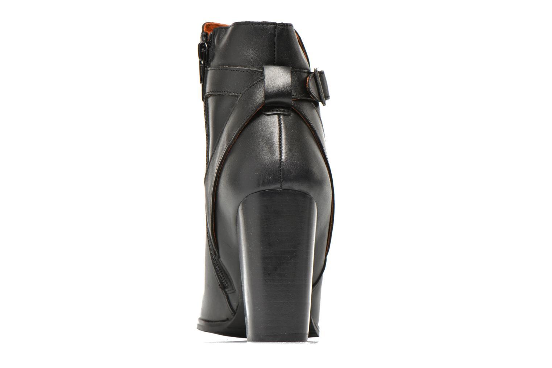 Bottines et boots Jonak Lampa Noir vue droite