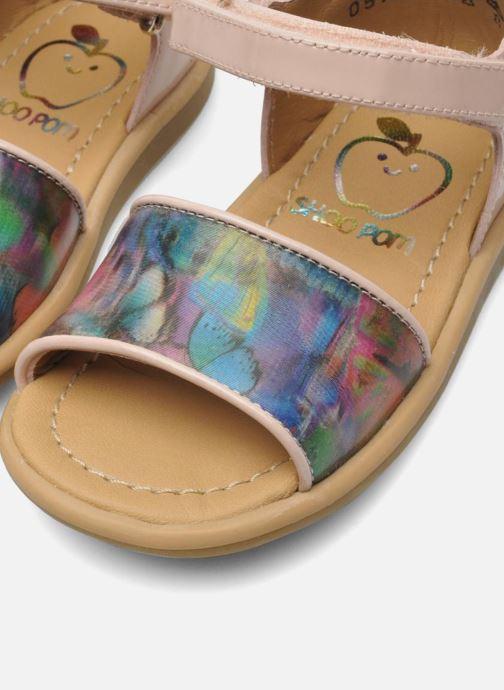 Sandales et nu-pieds Shoo Pom Tity Back Sandal Rose vue 3/4