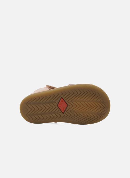 Sandales et nu-pieds Shoo Pom Tity Back Sandal Rose vue haut