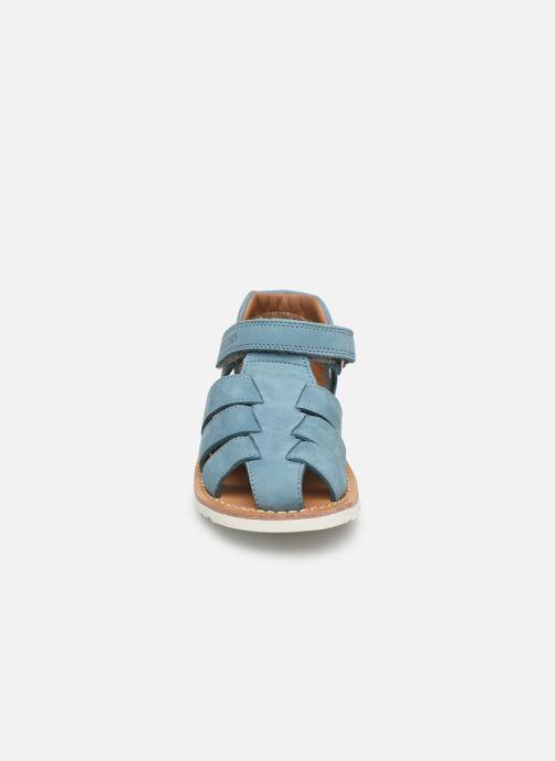 Sandalen Pom d Api Waff Papy Blauw model