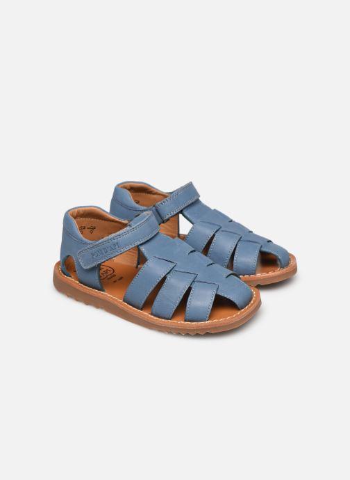 Sandalen Pom d Api Waff Papy blau 3 von 4 ansichten