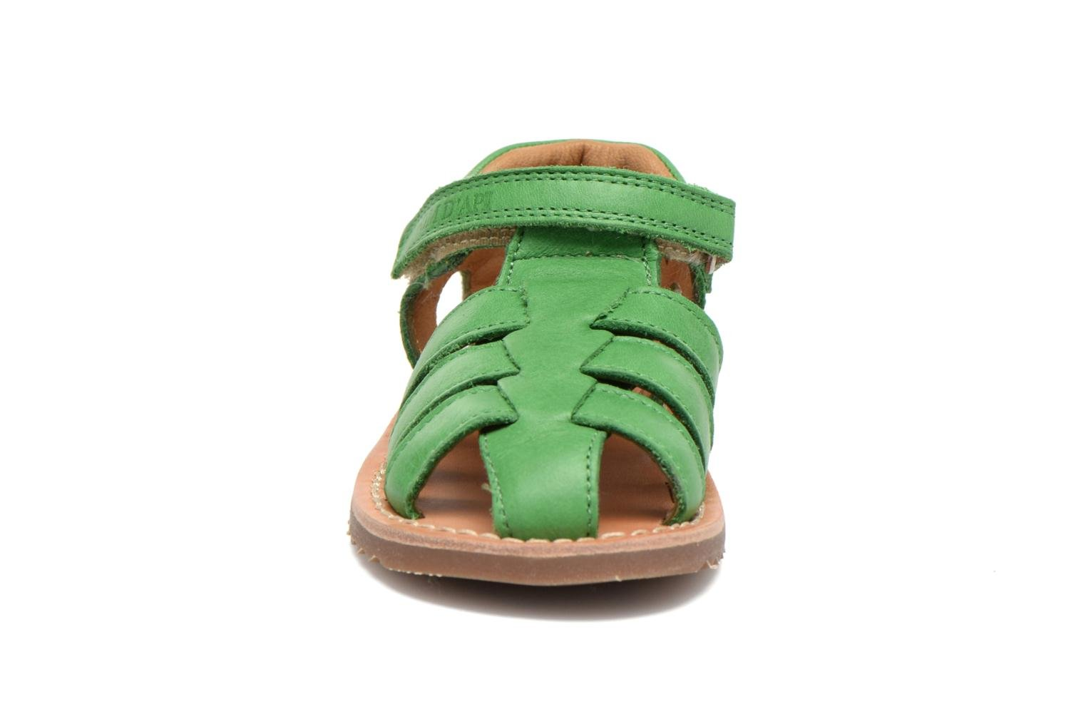 Sandals Pom d Api Waff Papy Green model view