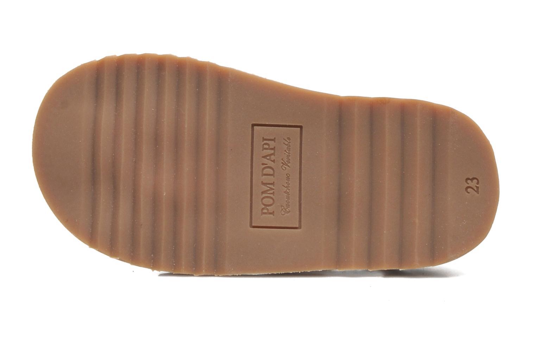 Sandales et nu-pieds Pom d Api WAFF BOB Multicolore vue haut