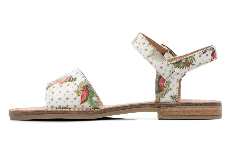 Sandals Pom d Api NIKKY SANDAL Multicolor front view
