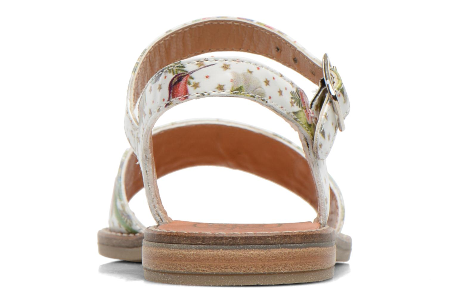 Sandals Pom d Api NIKKY SANDAL Multicolor view from the right