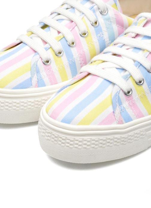 Baskets Shwik STEP LO CUT Multicolore vue 3/4