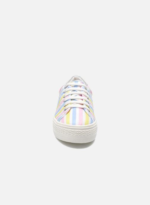Baskets Shwik STEP LO CUT Multicolore vue portées chaussures