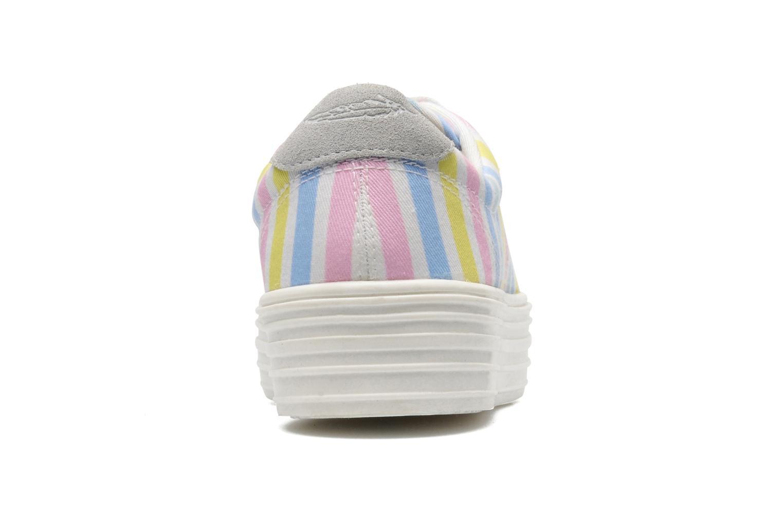 Baskets Shwik STEP LO CUT Multicolore vue droite