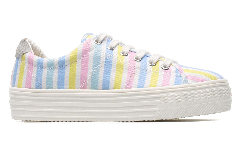 Baskets Shwik STEP LO CUT Multicolore vue derrière