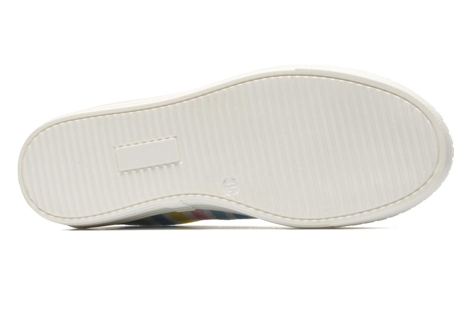Trainers Shwik STEP LO CUT Multicolor view from above
