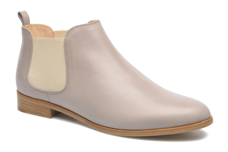 Bottines et boots Rebecca Balducci Louis Gris vue détail/paire