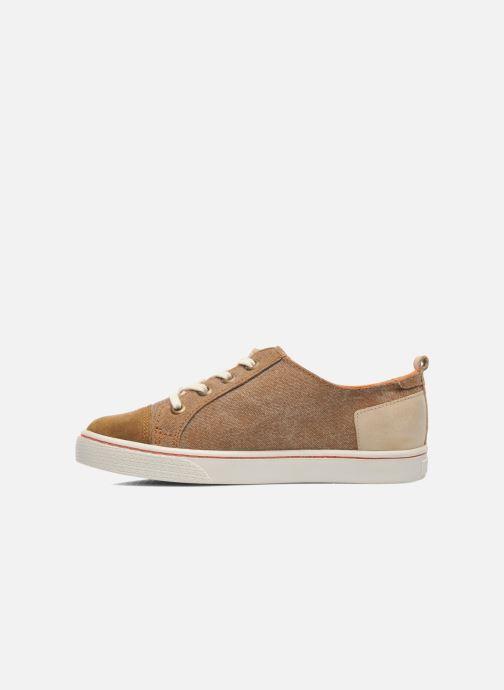 Sneaker 2 Side 2S - TEN braun ansicht von vorne