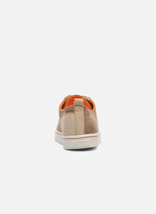Sneaker 2 Side 2S - TEN braun ansicht von rechts