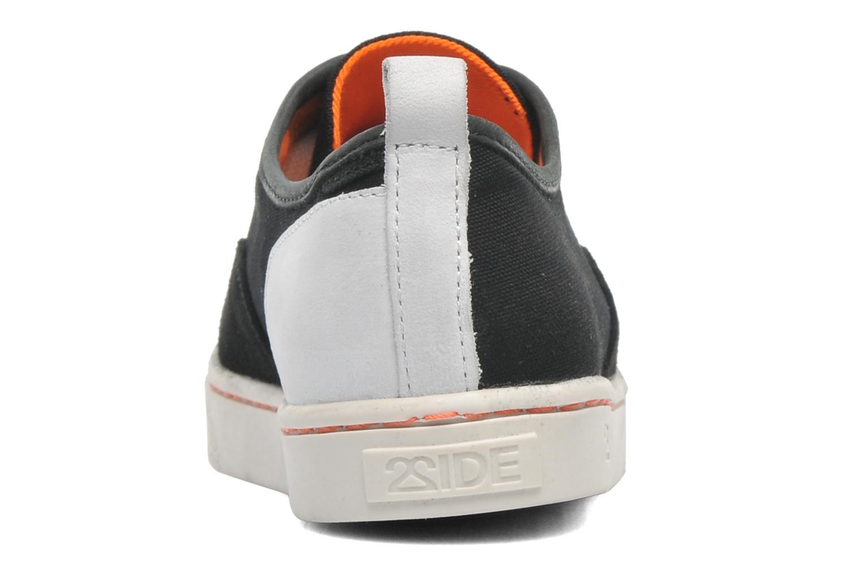 Sneakers 2 Side 2S - SURF Sort Se fra højre