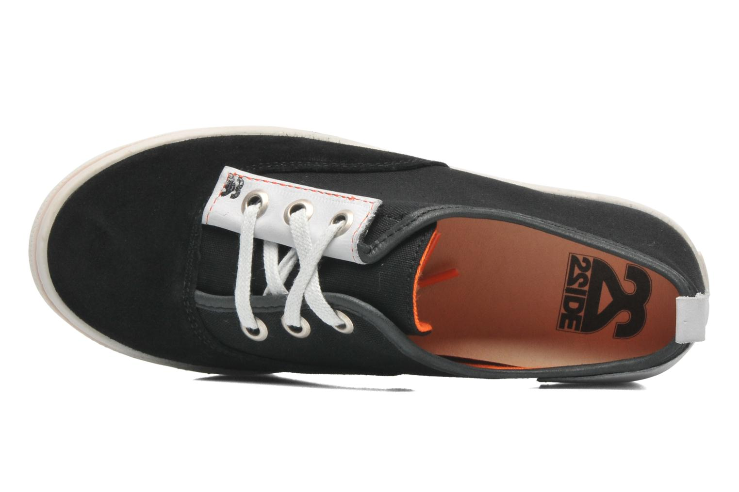 Sneakers 2 Side 2S - SURF Zwart links