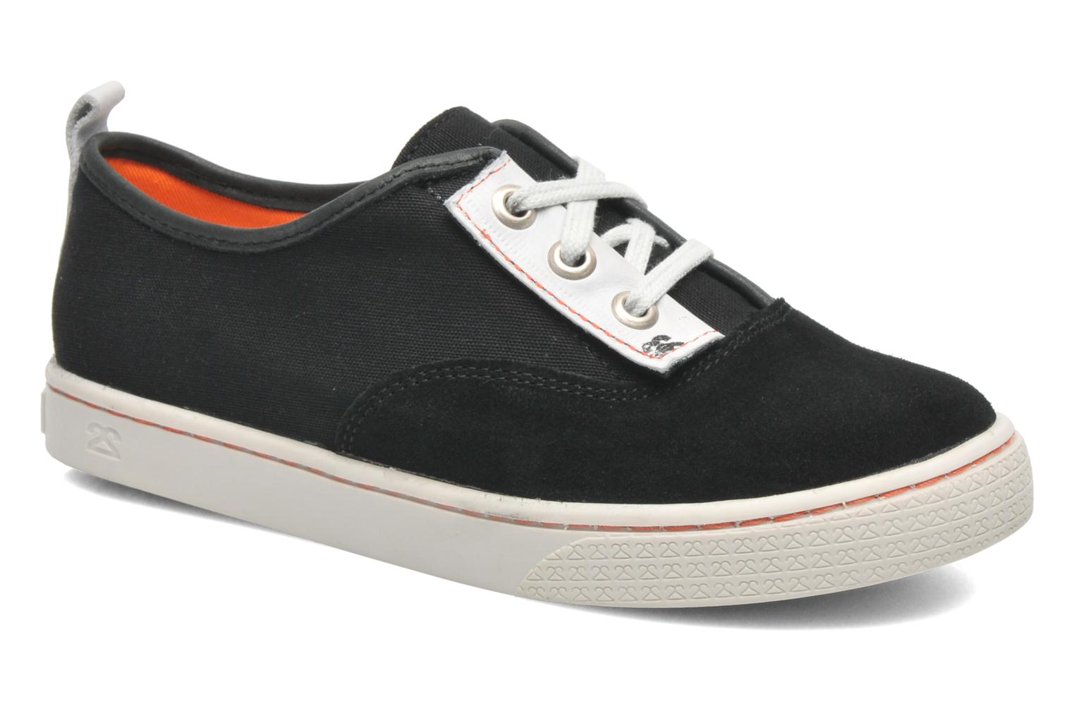 Sneakers 2 Side 2S - SURF Zwart detail