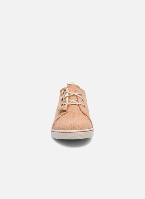 Baskets 2 Side 2S - SWING Rose vue portées chaussures