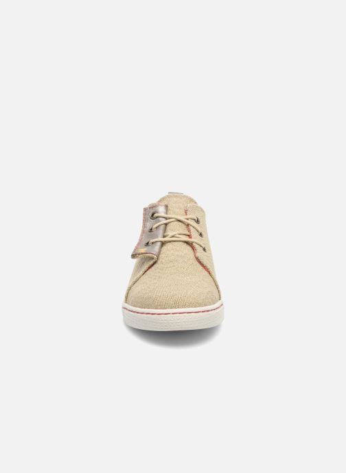 Baskets 2 Side 2S - SWING Beige vue portées chaussures