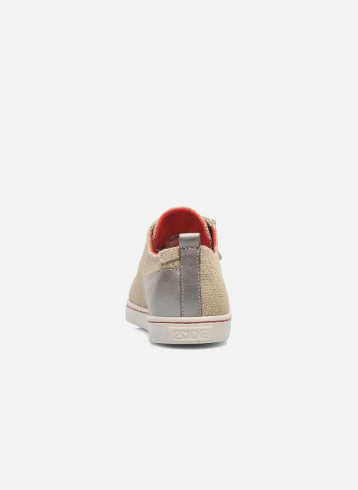 Sneakers 2 Side 2S - SWING Beige immagine destra