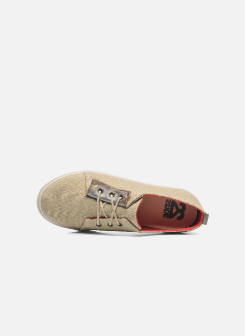 Sneaker 2 Side 2S - SWING beige ansicht von links