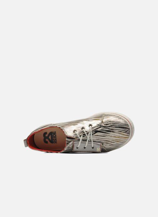 Sneaker 2 Side 2S - SWING beige ansicht von links