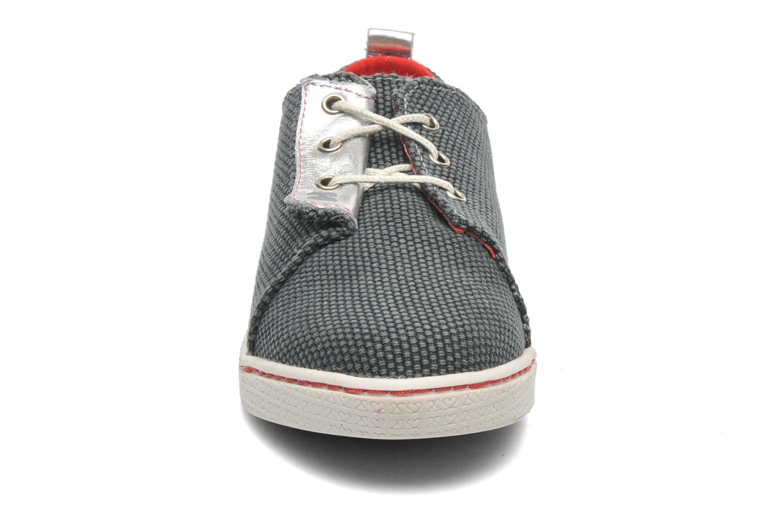 Baskets 2 Side 2S - SWING Gris vue portées chaussures