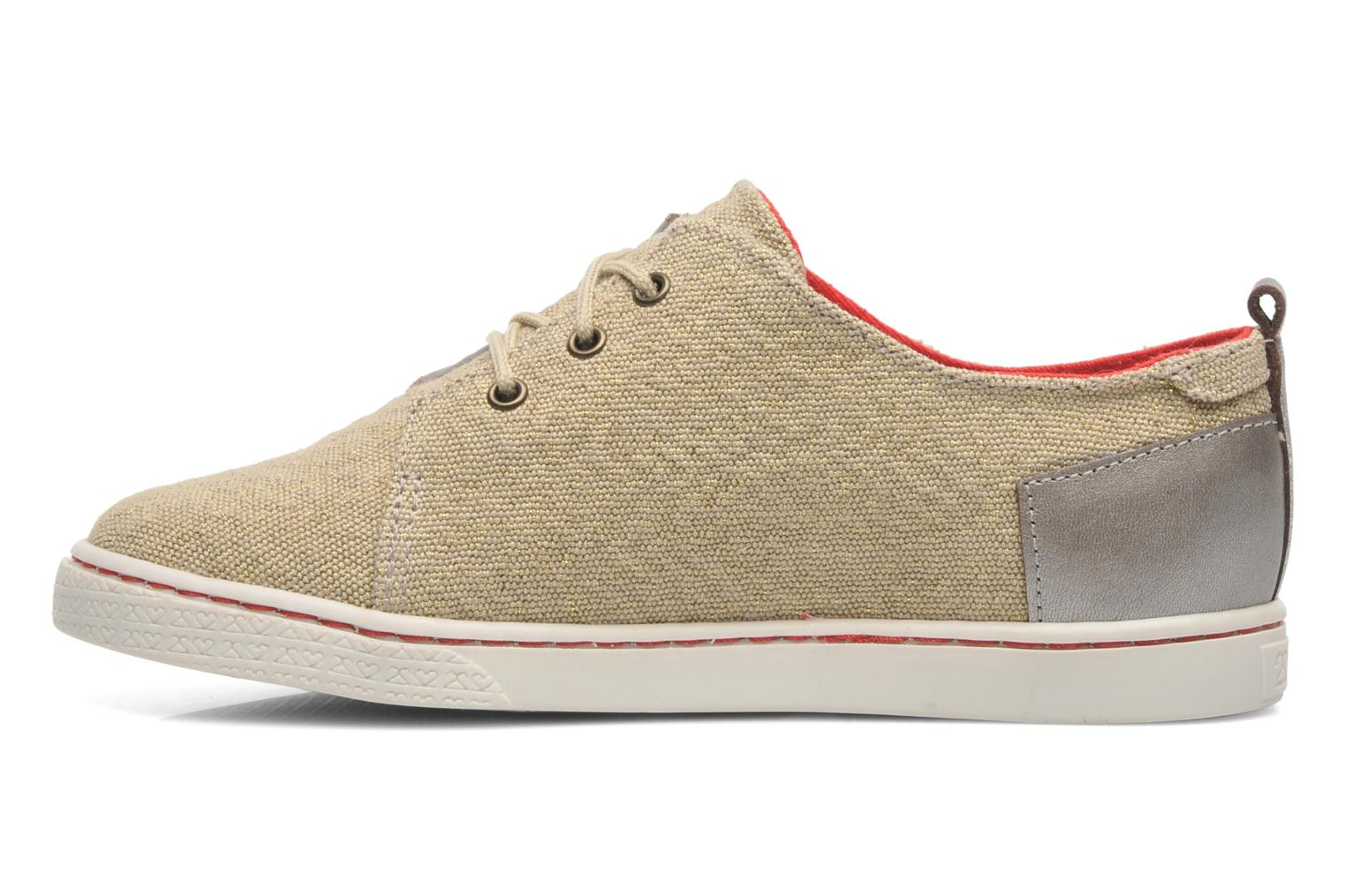 Sneakers 2 Side 2S - SWING Beige immagine frontale